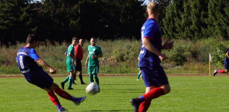 4. Spieltag – Schönewalde – Ruhland 3:0 (2:0)