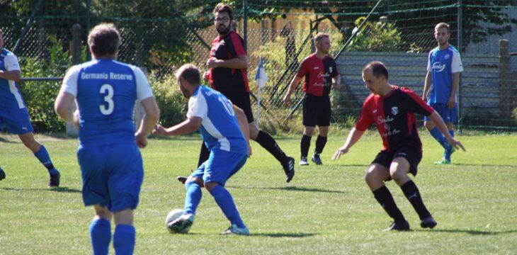 4. Spieltag – Ruhland II/Annahütte II – Hosena/Großkoschen II 7:0 (5:0)