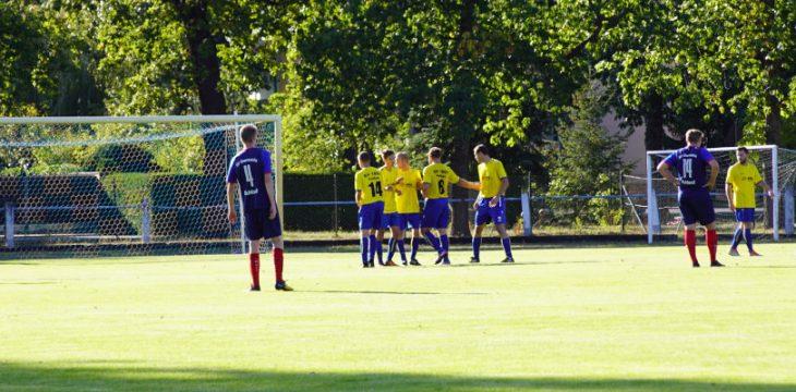 5. Spieltag – Ruhland – Golßen 0:3 (0:0)