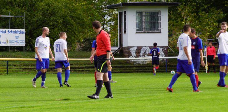 6. Spieltag – Großräschen – Ruhland 2:2 (1:1)