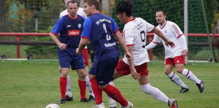 8. Spieltag – Schipkau – Ruhland 4:1 (2:0)