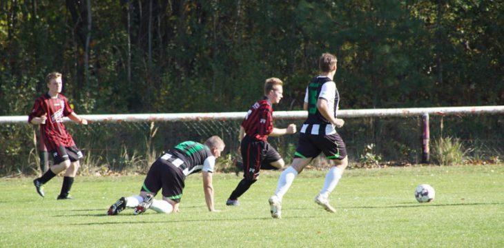 6. Spieltag – Ruhland II/Annahütte II – 1892 Schwarzheide 1:2 (0:1)