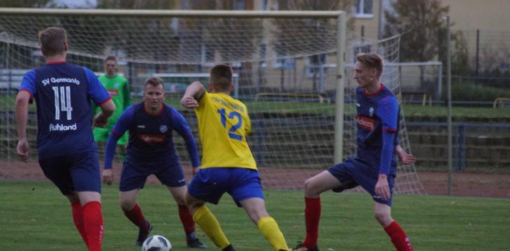 10. Spieltag – Lübbenau – Ruhland 4:1 (2:0)
