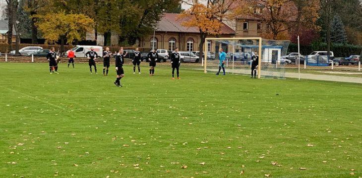 11. Spieltag – Ruhland – Schwarzheide 1:1 (1:0)