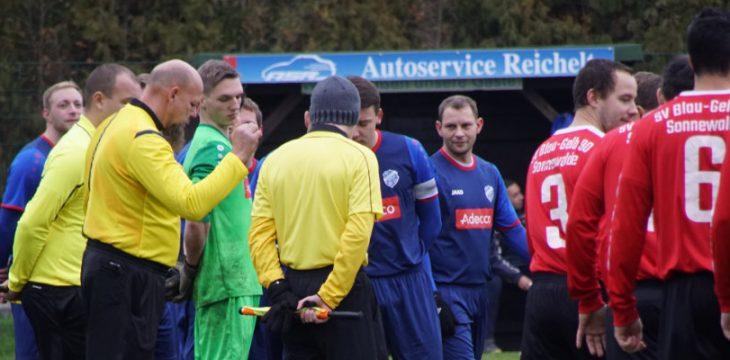 13. Spieltag – Sonnewalde – Ruhland 3:2 (1:1)