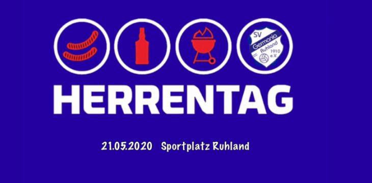 Herrentag auf Germania!