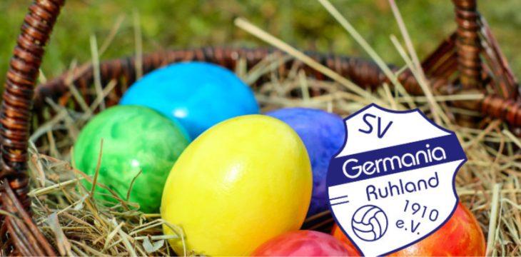 Ostern / Saisonabbruch / Jahresrückblick